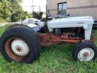 Ford Tractor Golden Jubilee Model, tractor needs restored, shows 1834 hours