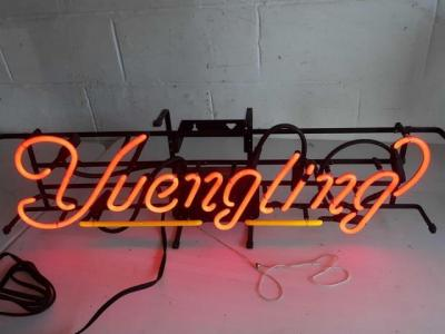 Yuengling neon beer sign - 10 inches high 33 inches wide