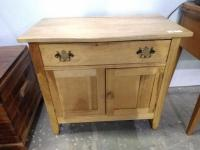 VERY NICE CABINET WITH STORAGE AND DRAWER
