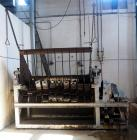 R. E. Jordan & Company Electric Dehairing Machine, 9.5' x 10' x 8', Bidder Responsible For Proper Removal, Hard Wired In