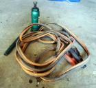 Jumper Cables, 5 Ton Hydraulic Bottle Jack And Heavy Duty Bell Jack