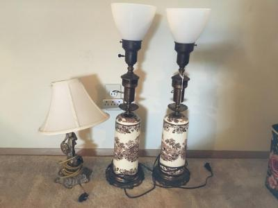 (3) Lamps