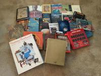 Assorted Books Lot