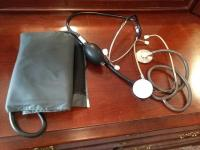 Blood Pressure Cuff & Stethoscopes