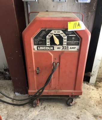 Lincoln 225 Ark Welder