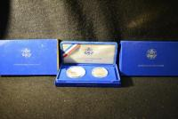 US LIBERTY COIN PROOF SET 1886-1986
