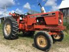 Allis-Chalmers 170, shows 4,986 hours, Runs and drives fine
