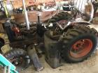 Allis-Chalmers WF Tractor, Many New Parts, restoration needs to be finished, has rebuilt engine