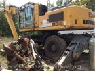2007 Liebherr a934 c hd w/grapple -serial #wlhz1007tzk041369