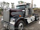 2014 Kenworth Day cab semi, Cummins Diesel, shows 311,940 miles, VIN 1XKWD40X9EJ400616 have title