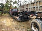 2013 Talbert drop side semi trailer vin# 40FSK5339D1032769 have title