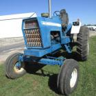 1972 Ford 8000 Tractor