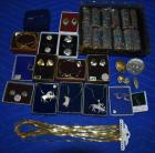 Earrings, Necklaces, Lighter Covers, Etc.