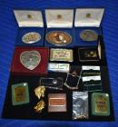 Belt Buckles and More- Some Sterling