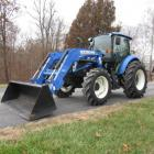 2015 New Holland T4-100 4x4 Tractor & Loader