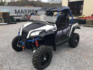 New 2019 ODES Ravager 1000 LT Zeus Long Trail Side by Side