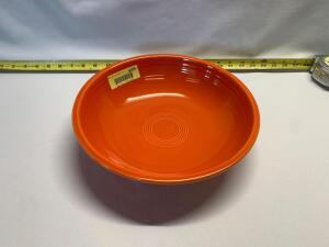 "11 3/4"" Fruit Bowl Small chip on outside at top"