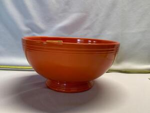 Footed Salad Bowl