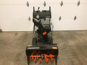 "Power Care 24"" Snow Blower"