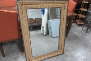 BOMBAY DECORATIVE - MIRROR - BEVELED EDGE -