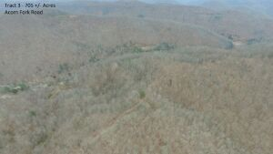 TRACT #3 - 705 +/- Acres in Knox County, Ky