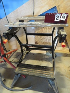 Workmate Portable Bench