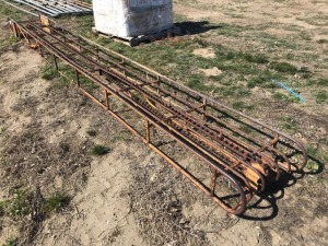 Anderson 18' Two Tie Bale Elevator