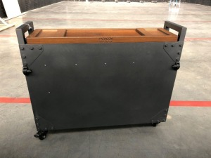 Paragon Tactical rolling range bench