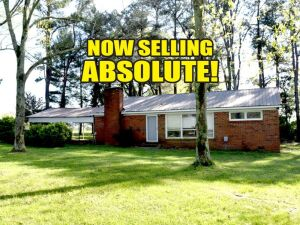REAL ESTATE: 140 Bethany Rd, McMinnville, TN - NOW SELLING ABSOLUTE!