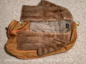 Lynch & Kelley fur jacket