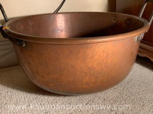 "20"" copper kettle"