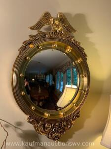 Eagle wall mirror
