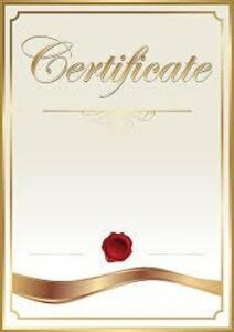 (1) Daisy Village $25.00 Gift Certificate