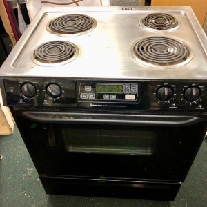 Maytag Electric Stove Oven