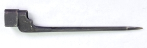 British Enfield Spike Bayonet with Scabbard