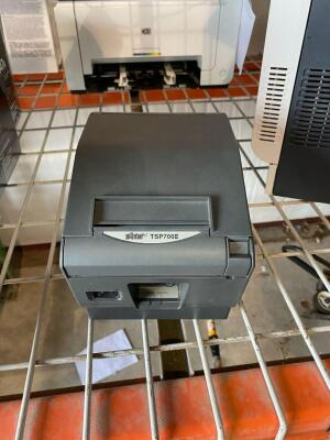 Star TSP700II Label Printer