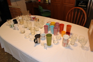 Misc Cups, Etc.