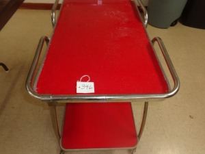 Roll-a-bout Utility Cart (red)