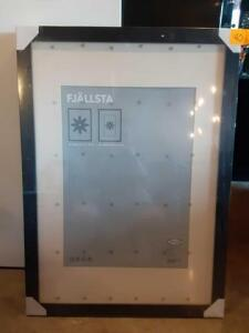 "(3) Sets of Ikea FJДLLSTA Frames Outer measurement 70x100 cm27 1/2 x 39 1/4"" Inner Measurement 49x69cm 19 1/4 x 27 1/4"""