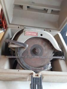 Craftsman CIRCULAR SAW -  Super Sharp Saw Blade