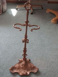 Ornate unbrella stand