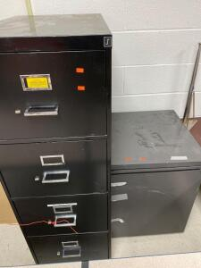 4 drawer metal file cabinet, small metal cabinet