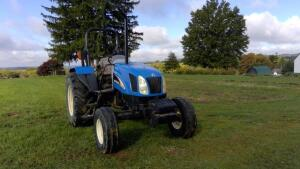 New Holland Tractor TL 90