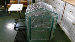 shelter Logic Grow-it 3 Tier Mini Greenhouse