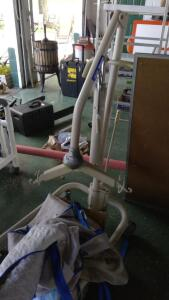 Invacare Hydraulic Patient Lift 9805P