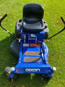 "Dixon Speed ZTR 30"" Mower"