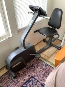 Weslo Pursuit E21 stationary exercise bike