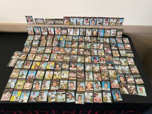Lot of 1971 Topps Baseball cards