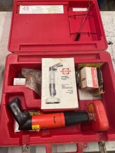 Red head 330 powder actuated tools