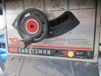 CFARTSMAN10 INCH TABLESAW - 5